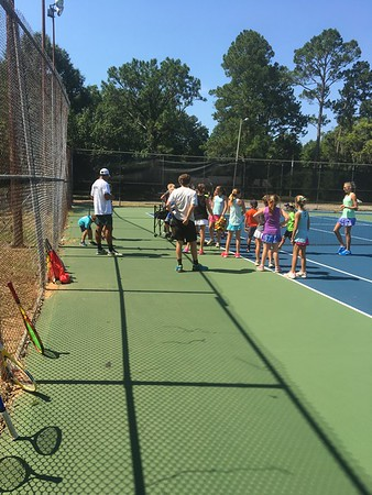 Selma Tennis Camp-2019