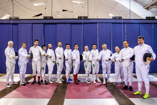 XVI Torneio Internacional Esgrimaster 2018