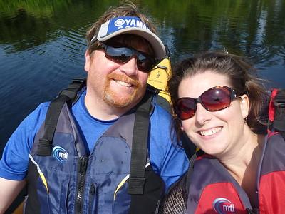 2015-06-22 Kayaking arboretum