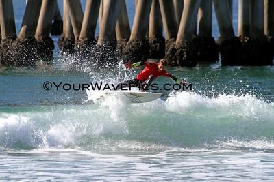 Sunset Surfing League 2011 Allstars 12/7/11