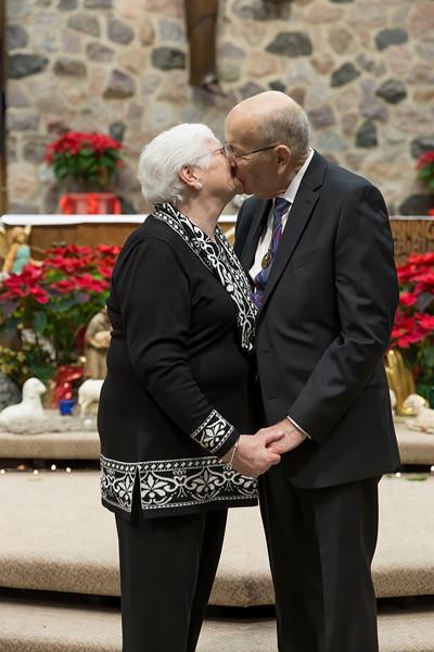 Bob and Joan 60th Anniversary Mass
