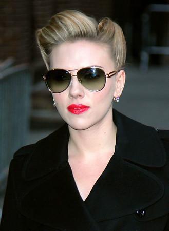 2011-12-12 - Scarlett Johansson