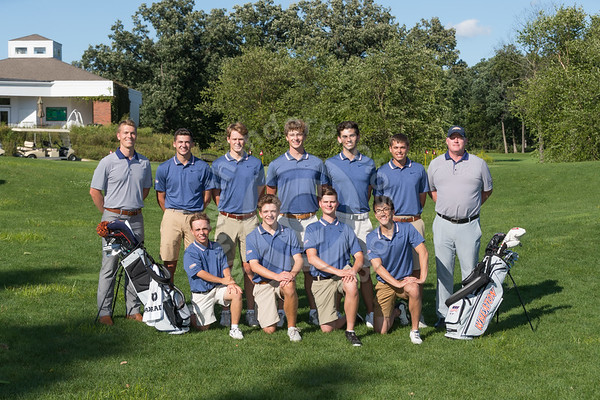 Wheaton College 2019 Golf