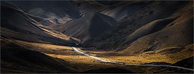 Tuck Leong - Mountian Pass