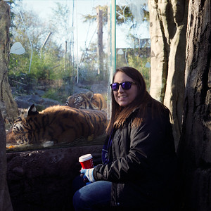 2015 Thanksgiving Woodland Park Zoo