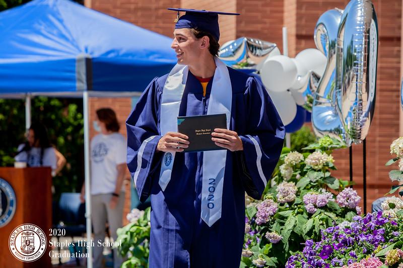 Dylan Goodman Photography - Staples High School Graduation 2020-522.jpg