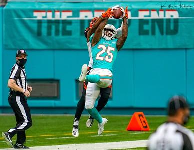 Miami Dolphins vs Cincinnati Bengals