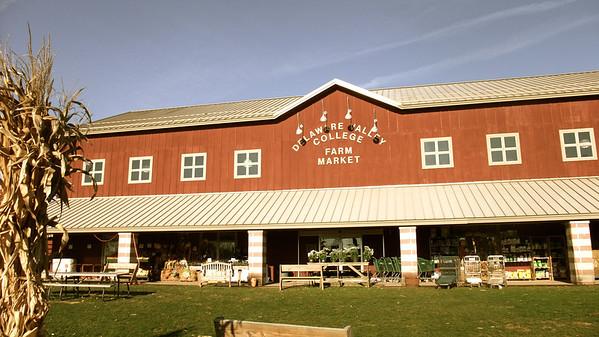 First Grade DelVal Market Trip