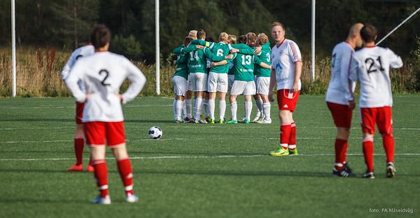 2014-08-27 senior, seriekamp, MSIL-Ravn 6-1