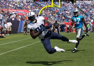 NFL: AUG 19 Preseason - Panthers at Titans