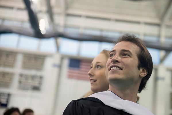 Graduate Commencement 2014