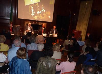 Jun 3 Mon 2013 ITALIAN INSTITUTE: RENZA ARBORE Documentary on Italians Helped Invent Jazz