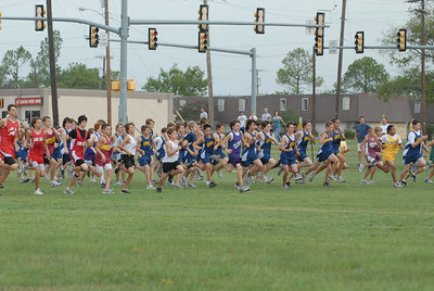 Texas A&M Commerce Cross Country Meet