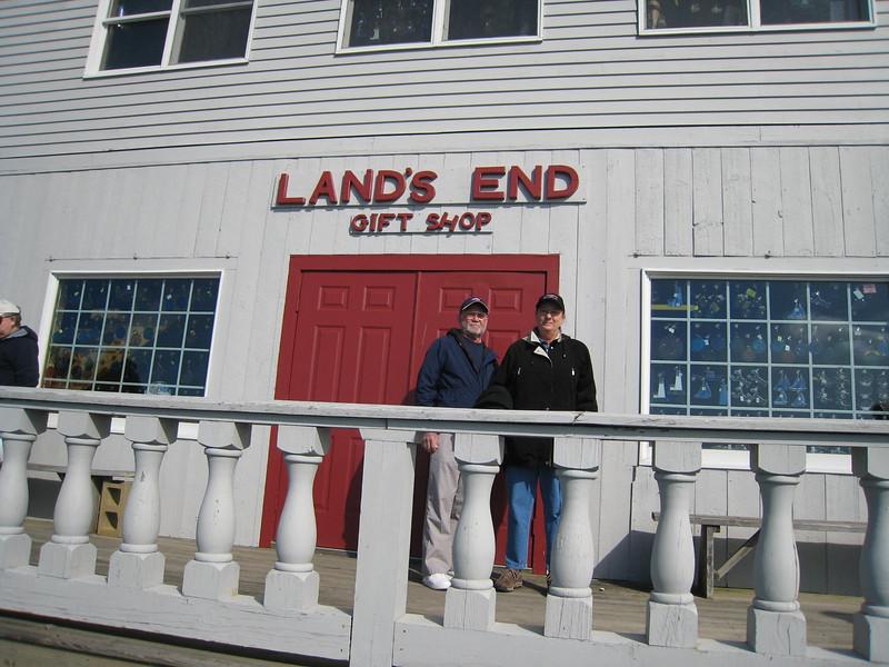 Land's End - Bailey Island