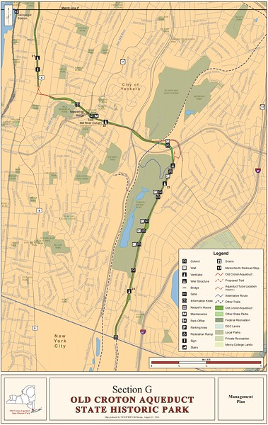 Old Croton Aqueduct State Historic Park (Section G)