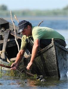 People of Danube Delta