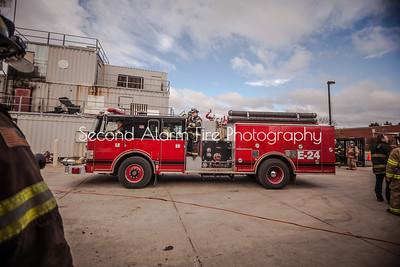 Romeoville Fire Academy