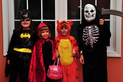 2010-10-30 - Halloween in Foxboro