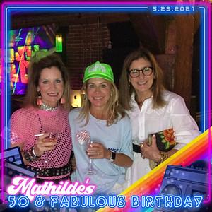 Mathilde's 50th Birthday 5.29.21 @ Republic NOLA
