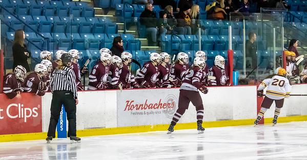 AuggieWH at Concordia Game 1