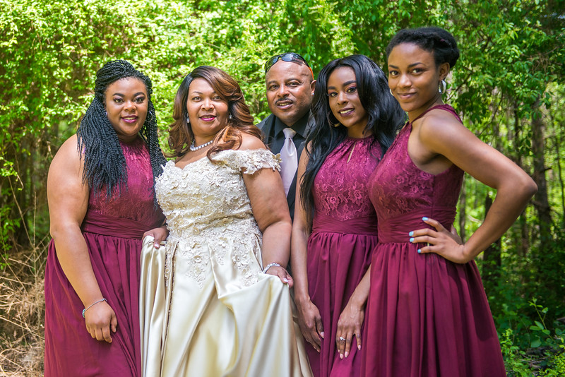 Letoiya and Eddie's Vow Renewal