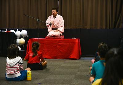 Kimochi-san: English Rakugo Performer