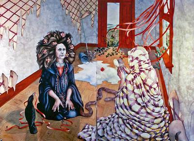 Medusa Remembered by Helen Klebesadel