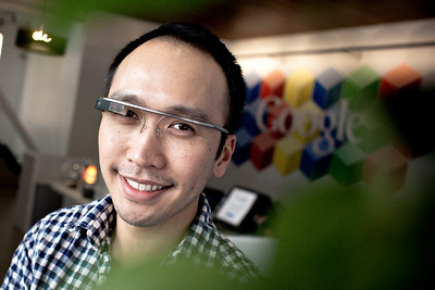 Google Glass w/ Don