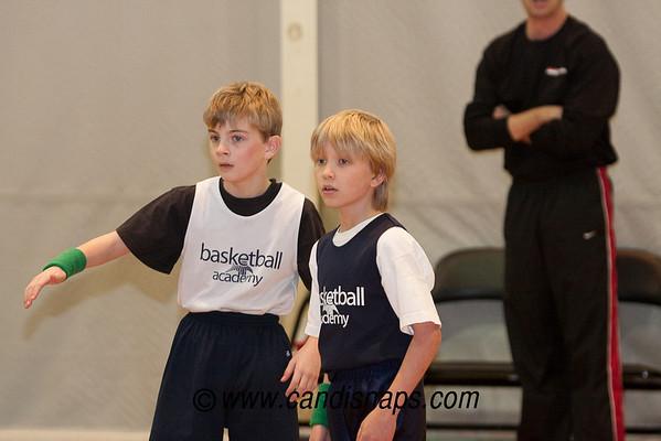 January 2010 Basketball