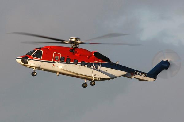 OY-HKB - Sikorsky S-92A