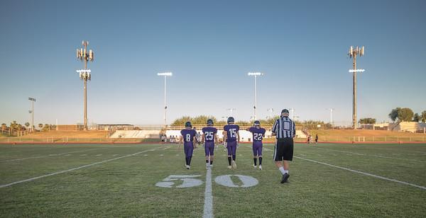 MHS Freshmen vs Buckeye