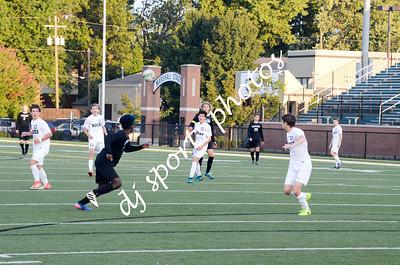 2017-09-06 Trinity vs Ballard Varsity Boys Soccer