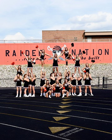 Ryle Cheerleaders