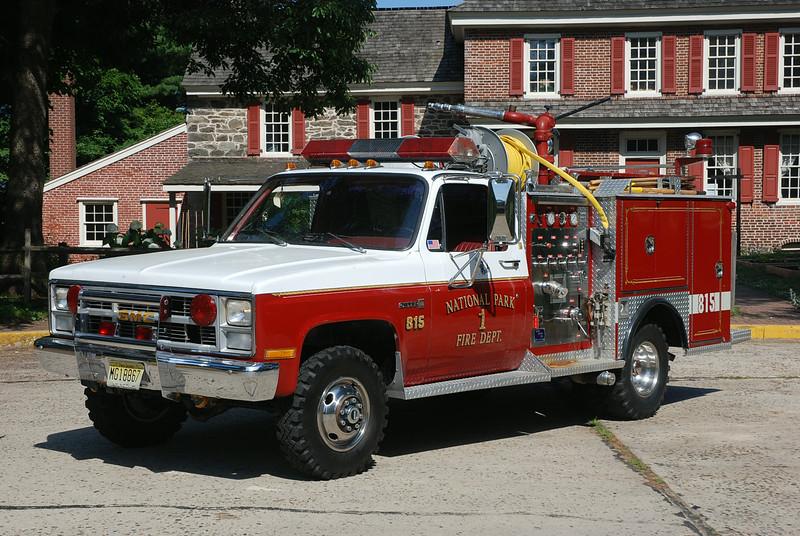 National Park Fire Department