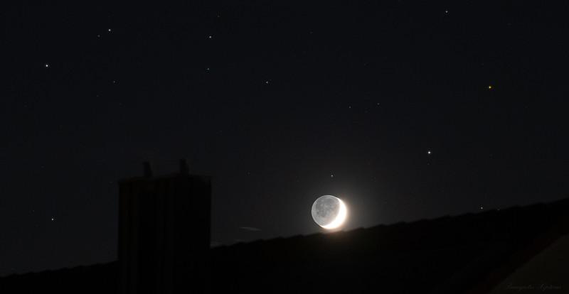 The Moon - 27.5.2020