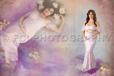 Tesha maternity
