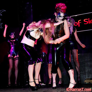 October 2010 - Violaceous Latex - Festival of Sins