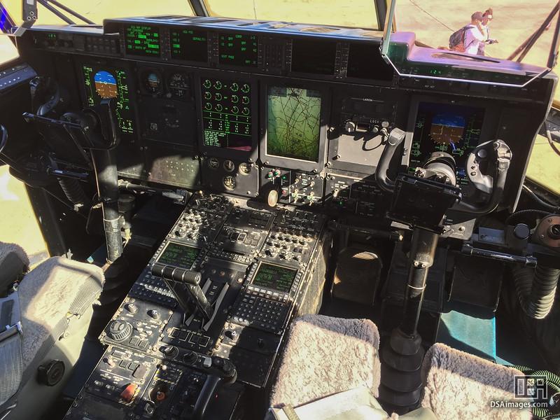 C-130J Hercules cockpit