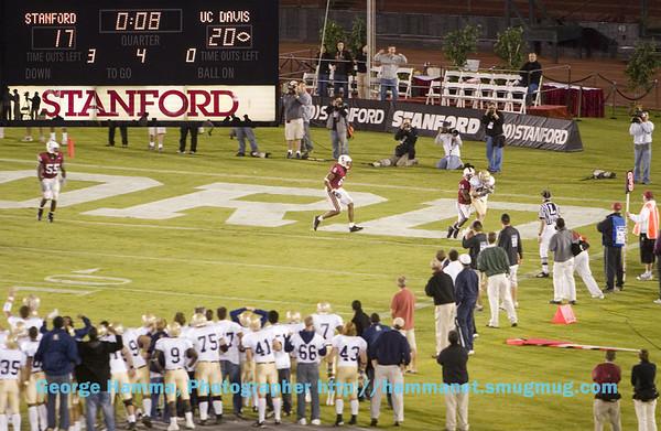 UC Davis vs Stanford Football 9/17/2005 Second Half