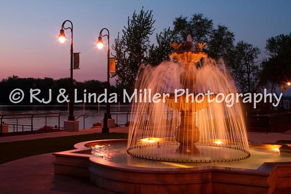 La Crosse County - La Crosse - Riverside Park
