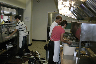 Cafeteria / Culinary Arts 2007