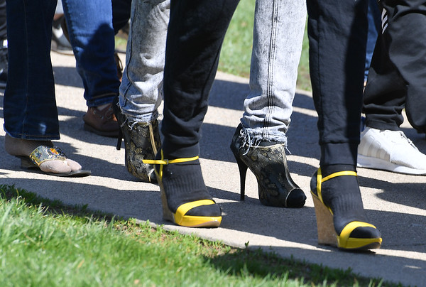 4.05.18 Walk a Mile in Her Shoes