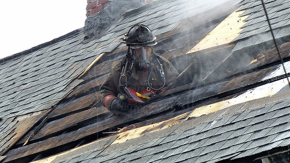 Buffalo, NY - October 3, 2013 - Working Fire (with additional companies) - 16 Melvin Place