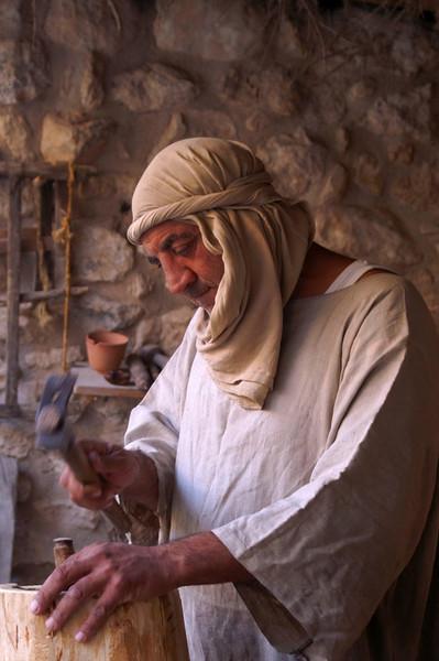 Nazareth, Carpenter