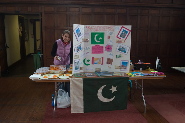 World Thinking Day for Girl Scouts