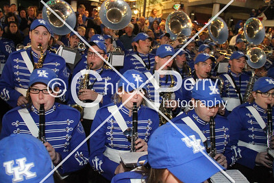 Band @ TaxSlayer Bowl Pep Rally, Trip & Banquet