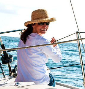 AFTERNOON SAIL ON THE ORCA 3-27-14