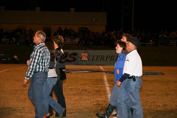 2009 Senior Night!
