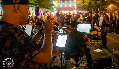 Street big band Jaffa