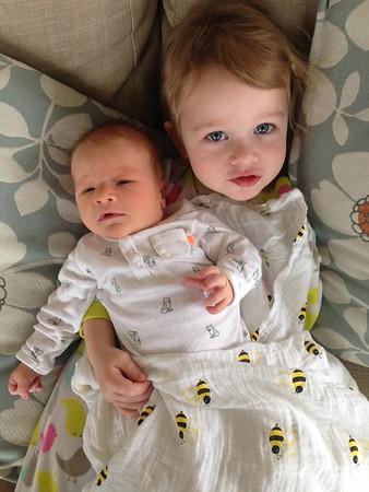 Ella & Colbys'  i Phone Snap Shots